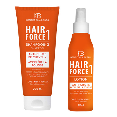 Trattamenti anticaduta HAIR FORCE ONE – Shampoo e lozione