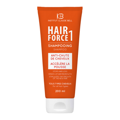 HAIR FORCE 1 shampoo anti-perdita di capelli