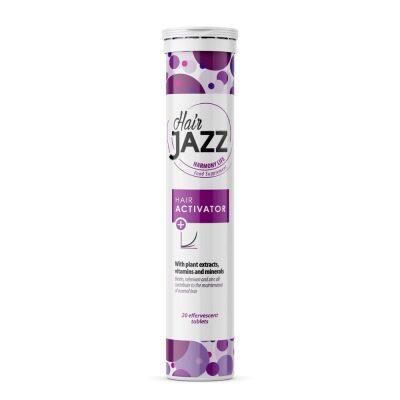 HAIR JAZZ - Bubble vitamine per la crescita dei capelli