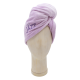 HAIR JAZZ asciugamano capelli turbante