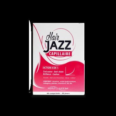 HAIR JAZZ - Vitamine per la crescita dei capelli