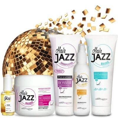 Saldi invernali: HAIR JAZZ shampoo, balsamo hialurónico, lozione, maschera e fluido capelli